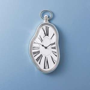 Horloge murale fondante Salvador Dali