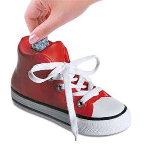 Tirelire chaussure basket