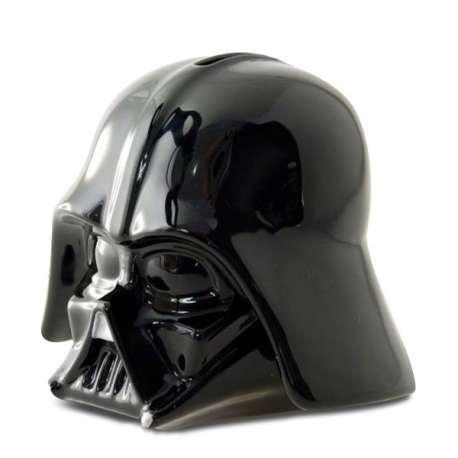Tirelire Dark Vador Star Wars en céramique