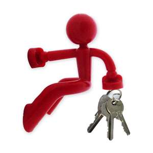 Bonhomme range-clés homme accroche-clés