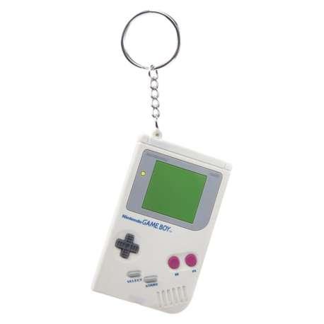 Porte-clés en forme de Gameboy Nintendo