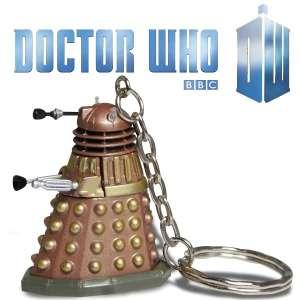 Porte-clés en métal Dalek Docteur Who