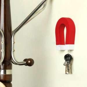 Aimant U XXL accroche-clés range-clés
