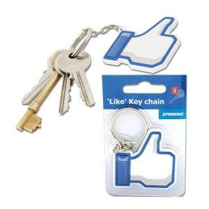 Porte-clés LIKE j'aime