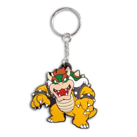 Porte-clés Nintendo Bowser de Super Mario
