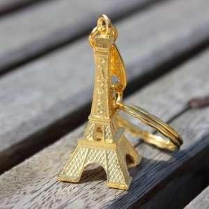 Accroche-clés Tour Eiffel porte-clé