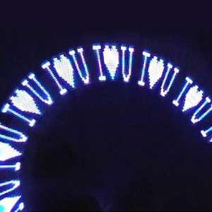 Bâtonnet à Led message personnalisé stick programmable lumineux