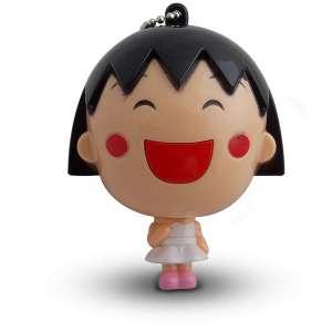Mètre mesureur et porte clef jeune fille manga