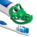 Bouchon de distribution de dentifrice tête de crocodile