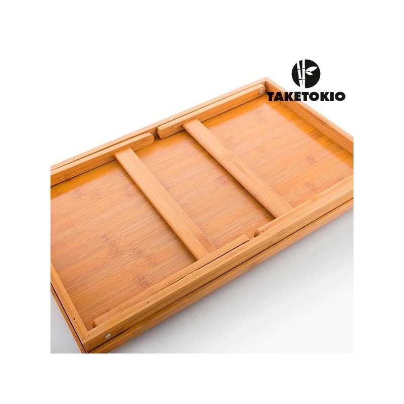 plateau repas avec pieds pliants petits d jeuners au lit totalcadeau. Black Bedroom Furniture Sets. Home Design Ideas