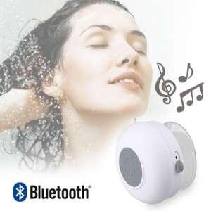 Enceinte bluetooth étanche waterproof eau salle de bain