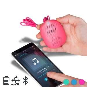 Haut-parleur bluetooth kit main libre enceinte pour smatphone