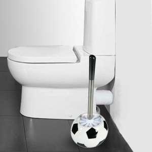 Brosse WC base en forme de ballon de foot