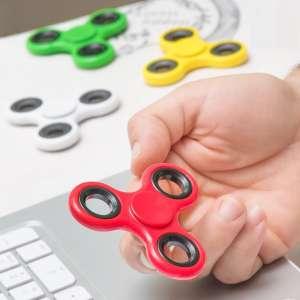 Hand spinner Fidget colorée