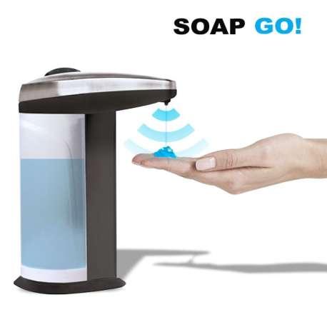 Distributeur de savon automatique à détection