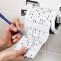Papier WC grilles de Sudoku PQ toillette