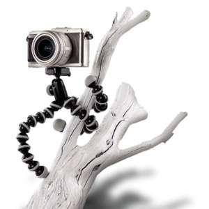 Trépied flexible pour caméra et webcam