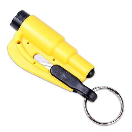 Porte-clés de survie voiture kit de sauvetage