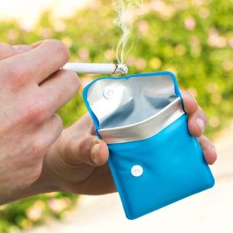 Pochette cendrier portatif mini cendrier de poche