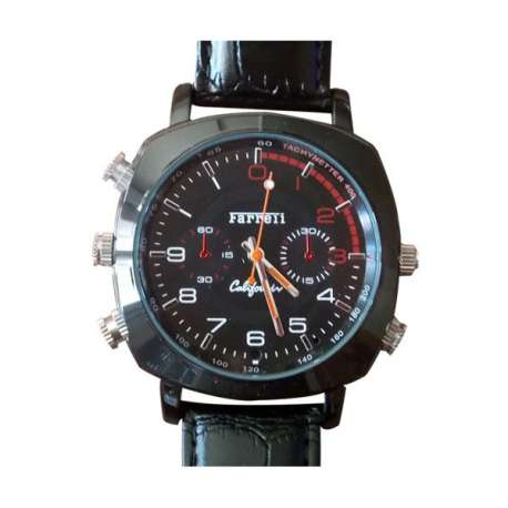 Montre espion 4Go HD