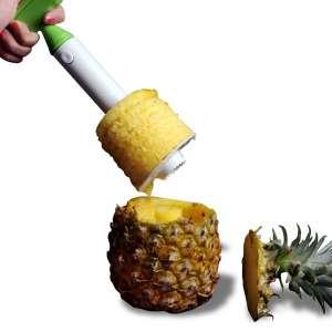 Appareil de découpe ananas facile