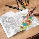 Livre de coloriage antistress