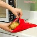 Poche cuisson aux micro-ondes pour pommes de terre