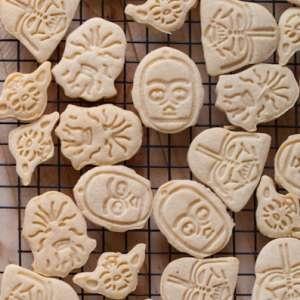 4 emporte-pièces Star Wars biscuit moule pour gateau