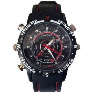 Montre espion waterproof