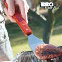 Mallette 18 Ustensiles Barbecue acier inoxydable et bois BBQ