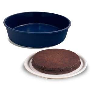 Moule en silicone gâteau rond