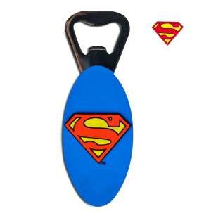Décapsuleur Superman aimanté