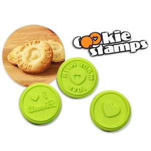 3 tampons biscuit maison emporte pieces