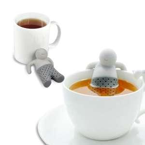 Infuseur de thé forme de bonhomme relax