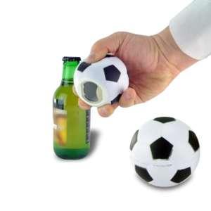 Décapsuleur ballon de football sonore ouvre bouteille
