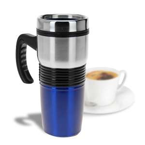 Mug isotherme en inox de 400 ml