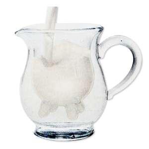 Carafe double paroi pis de vache pot à lait
