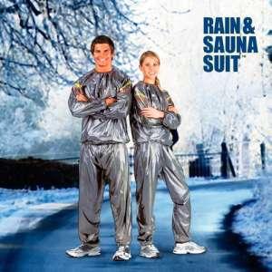 Combinaison Sauna Rain & Sauna Suit unisexe