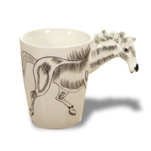 Tasse cheval 3D Mug animal