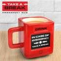 Mug en cas d'urgence : prenez une pause tasse