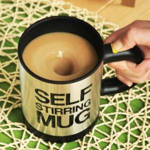 Tasse à mélangeur automatique mug auto mélangeuse