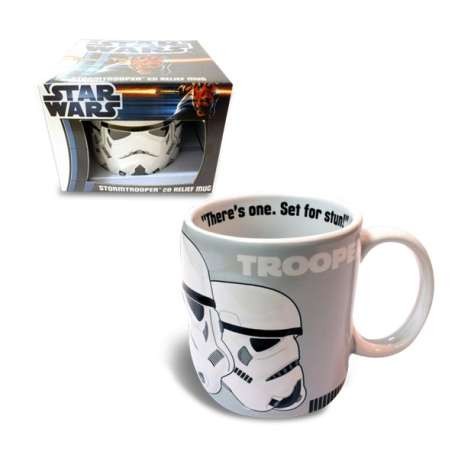 Mug clone 2D Trooper tasse Star Wars Stormtrooper