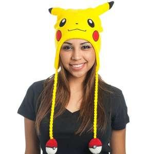 Bonnet au design Pikachu Pokémon