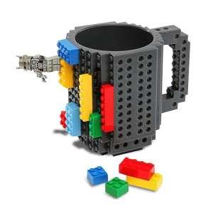 Tasse jeu de construction mug PixelBlocks , Mega Bloks , brique