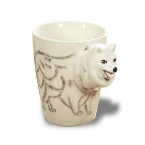 Tasse tete de loup 3D mug animal