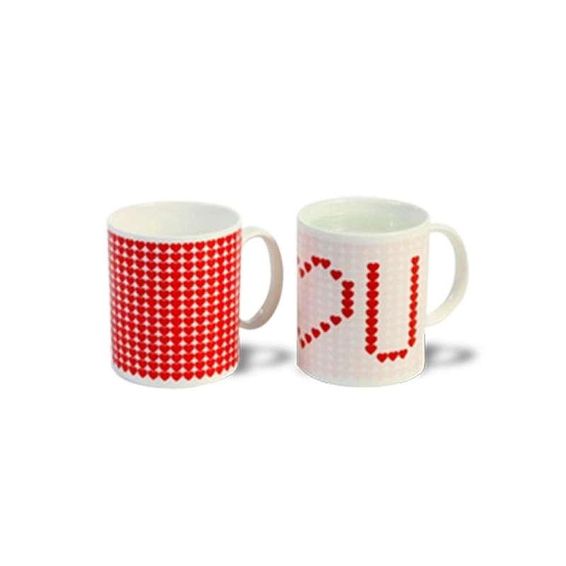 mug thermique i love you tasse c ramique thermo r actifs. Black Bedroom Furniture Sets. Home Design Ideas