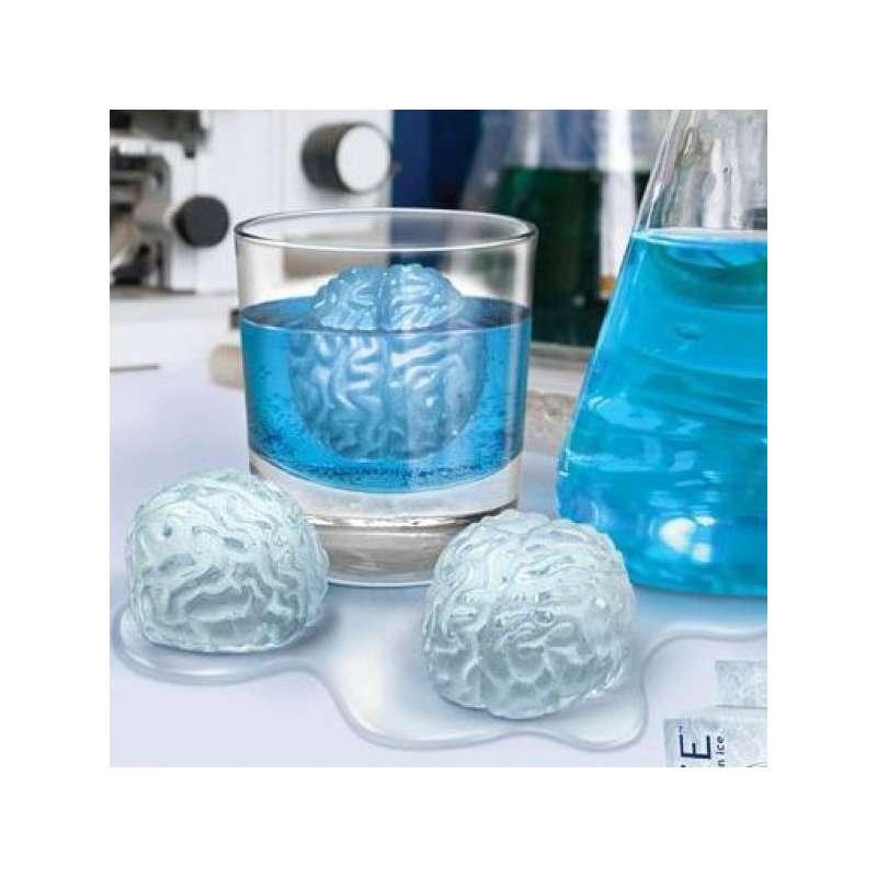 moule en silicone chocolat et bac gla on cervelle totalcadeau. Black Bedroom Furniture Sets. Home Design Ideas