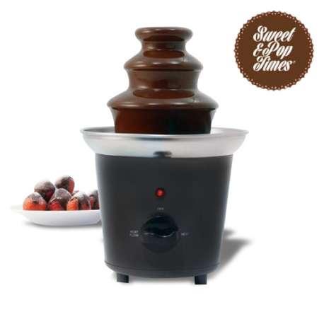 Fontaine à chocolat fondue