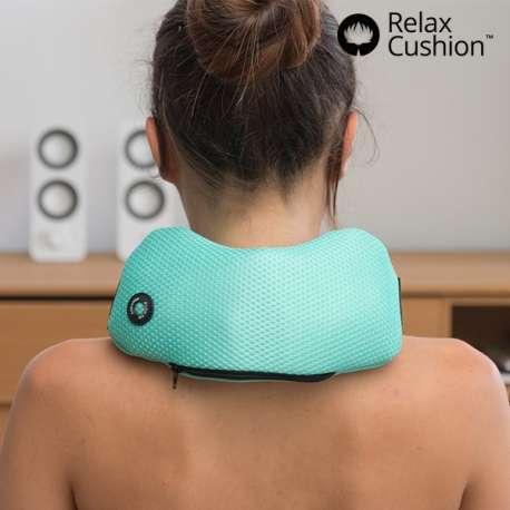 Coussin de massage corporel par vibration