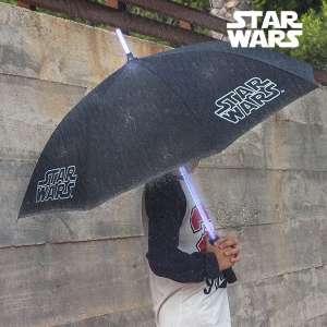 Parapluie sabre laser lumineux Star Wars plusieurs couleur